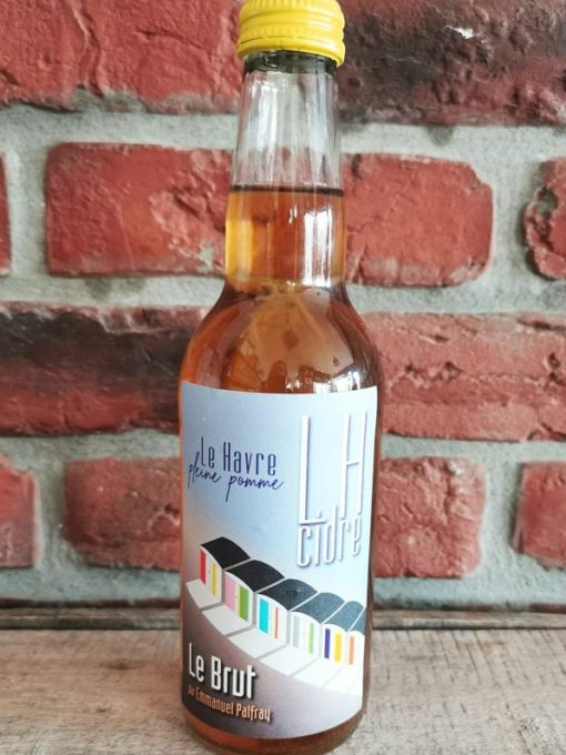 Cidre Brut LH Cuvée spéciale du Pradon 33 cl