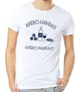 T-Shirt Apéro havrais apéro parfait