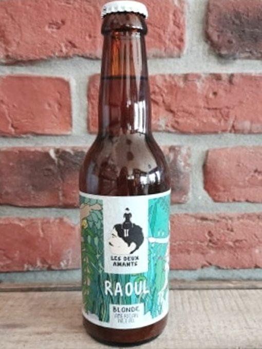 Raoul Bière Artisanale Bio American Pale Ale 33 cl