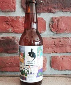 Rita Bière de blé Artisanale Bio 33 cl