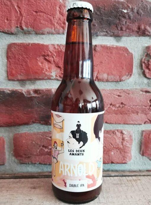 Arnold Bière Bio Double IPA 33 cl