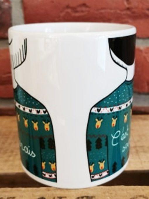 Mug havrais de Noël par Marygribouille