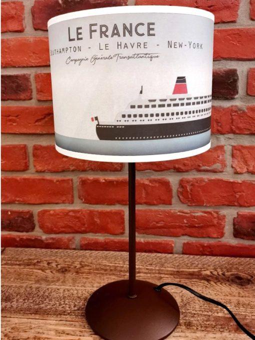 Lampe Le France