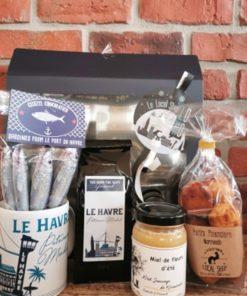 Le coffret gourmand Le Havre Patrimoine Mondial
