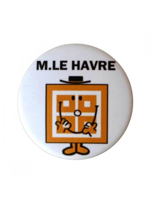 Badge Monsieur Le Havre