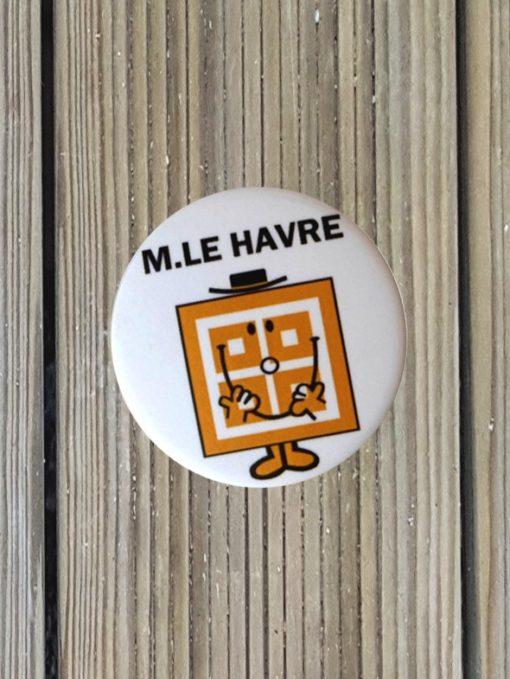 Badge M. Le Havre
